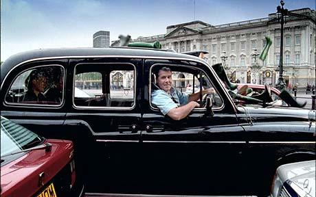 """London Taxi Drivers who do """"The Knowledge"""" develop a larger, modified hippocampus - that part of the brain associated with memory and navigation."""