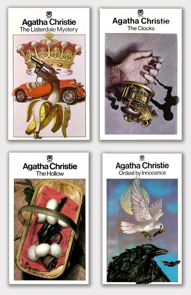 aGATHA BOOKS