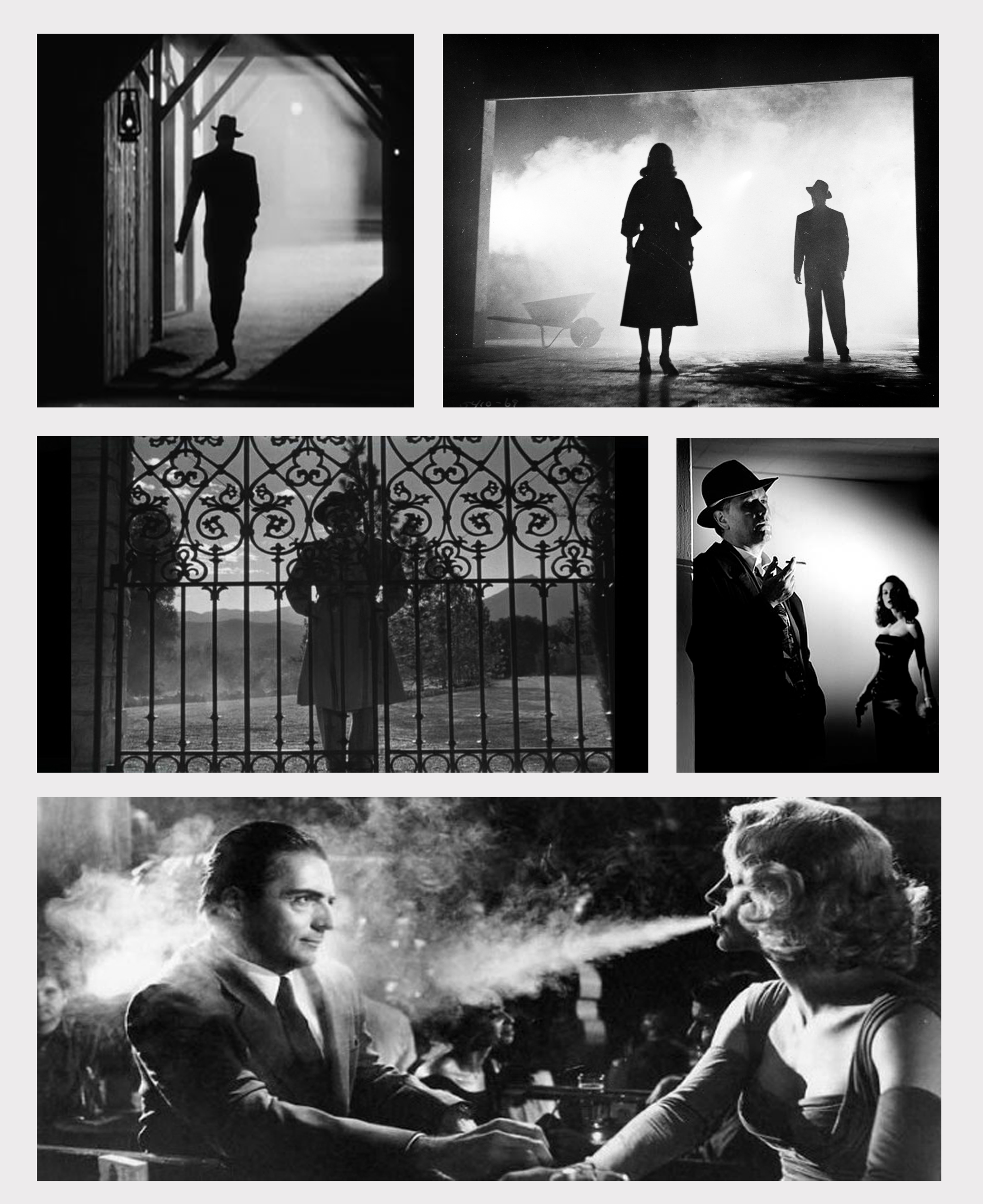 intro film term film noir French film critics coined the term film noir by analogy with those literary works (many of which had been made into film) many noir films were crafted by german and central european émigrés, trained in the ufa studios in the 1920s and early 1930s and influenced by german expressionism.
